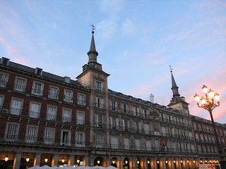 Plaza Mayor, Madrid | by Darren Krape