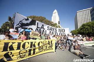 Day of Action Los Angeles | by Greenpeace USA 2016