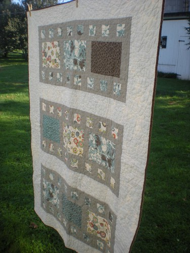Film Strip Quilt #1 | by Erin @ Why Not Sew? Quilts
