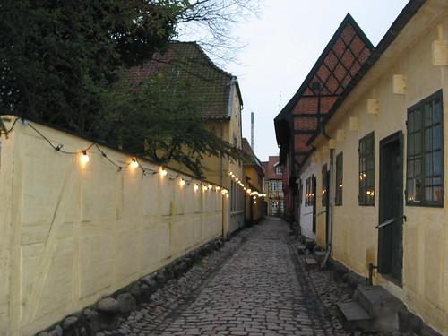 Møntestræde, julemarkedet | Odense Bys Museer | Flickr