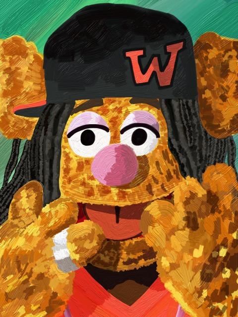 Waka Flocka Fozzie | After seeing The Baraka Flocka Flame ... Fozzie Bear Waka Flocka