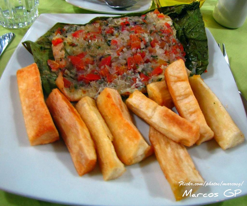 Doncella con salsa de charapitas   La doncella es un pescado…   Flickr