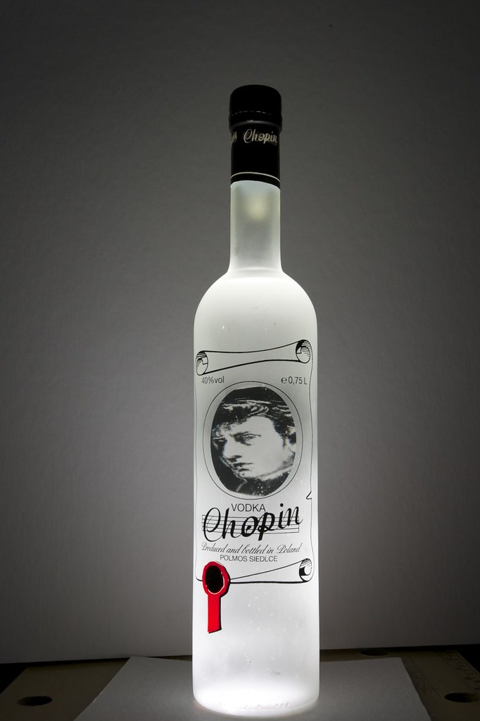 chopin vodka a new attempt at being creative flash