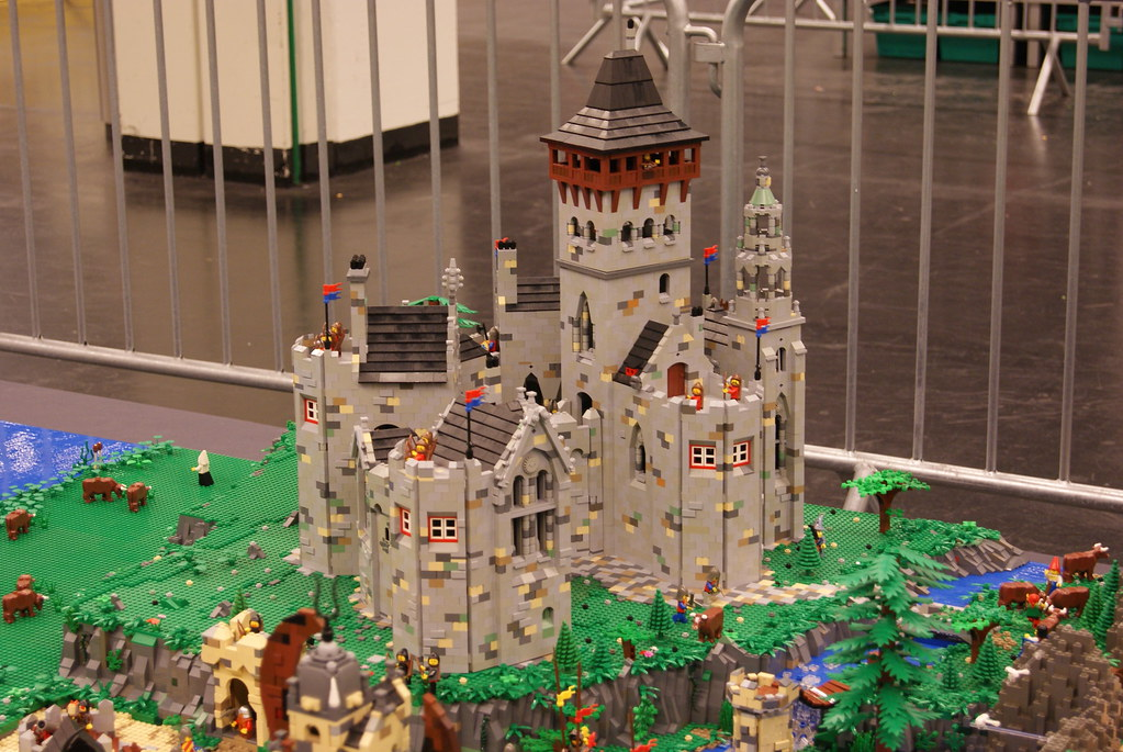 Lowlug Castle Layout At Fanwelt More Pictures Here Www