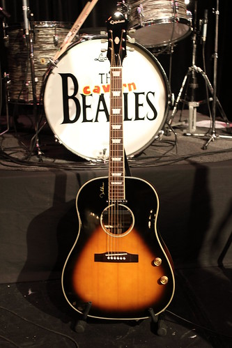 Epiphone JE160-E | by The Cavern Beatles' Photo Blog