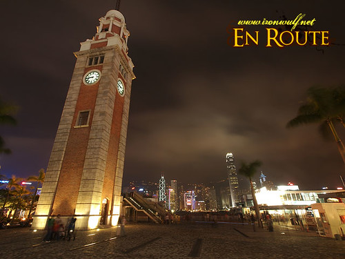 Hong Kong Clock Tower and Victoria Harbor | by ferdzdecena