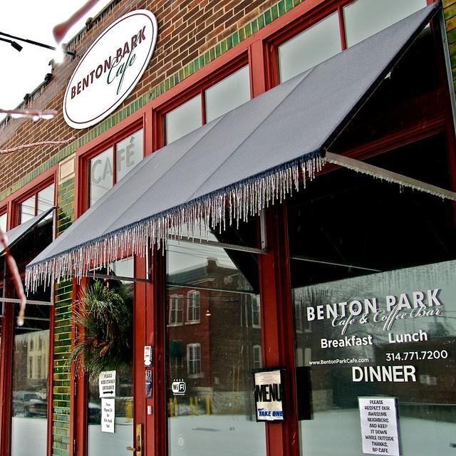 Benton Park Cafe And Coffee Bar