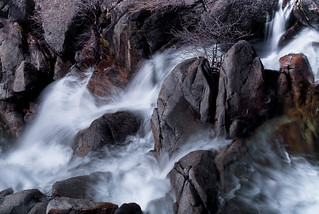 Winter Flow (Cascade Creek, Yosemite National Park) | by Robin Black Photography