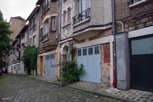 La campagne paris le 20 me arrondissement de paris est - La campagne a paris ...