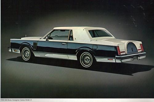 1980 lincoln continental mark vi bill blass coupe coconv flickr. Black Bedroom Furniture Sets. Home Design Ideas