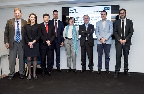 Presentación del Informe de La Economía Intangible en España