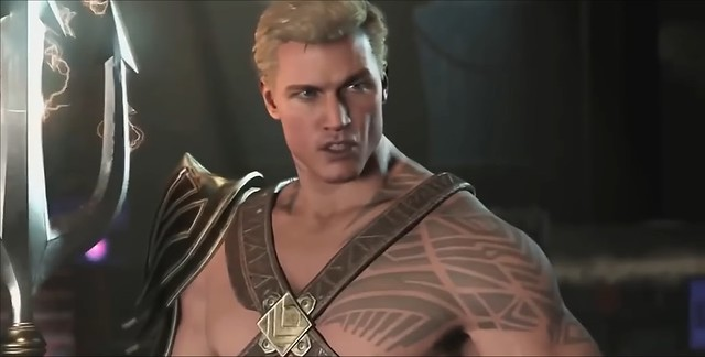 Injustice 2 – Aquaman