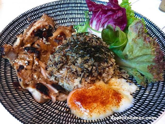 La Juiceria Superfoods at The Verve Shops - Teriyaki Chicken Grain Bowl