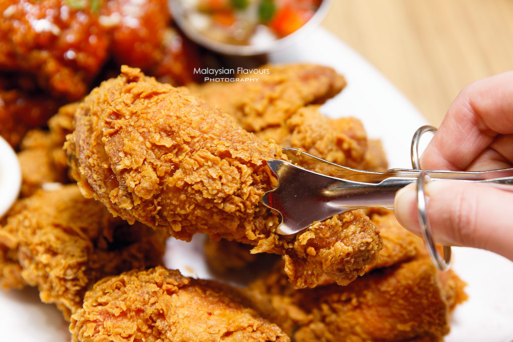 Chir Chir Fusion Chicken Factory Pavilion KL