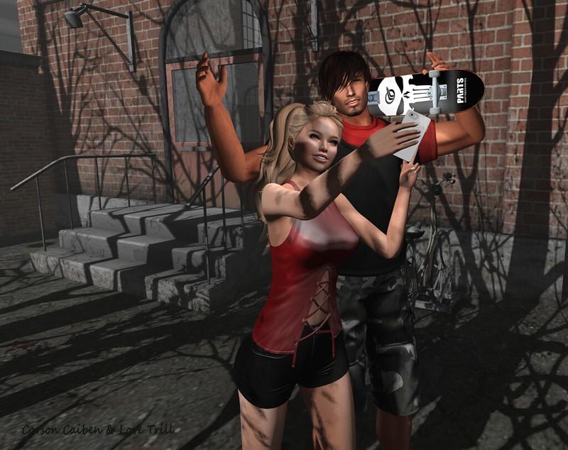 Skater Selfie