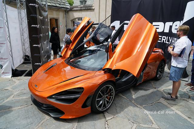 McLaren 720 by McLaren Beverly Hills