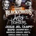 """""""Carnival Black Circus"""" Quinta D´Alem (Paredes - Portugal 25 feb 2017)"""