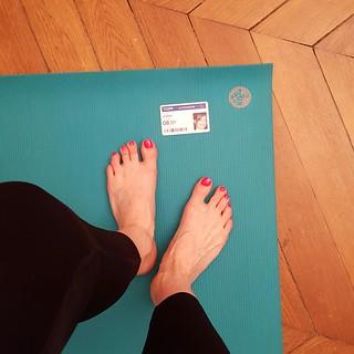 Le yoga à la Gym Suédoise