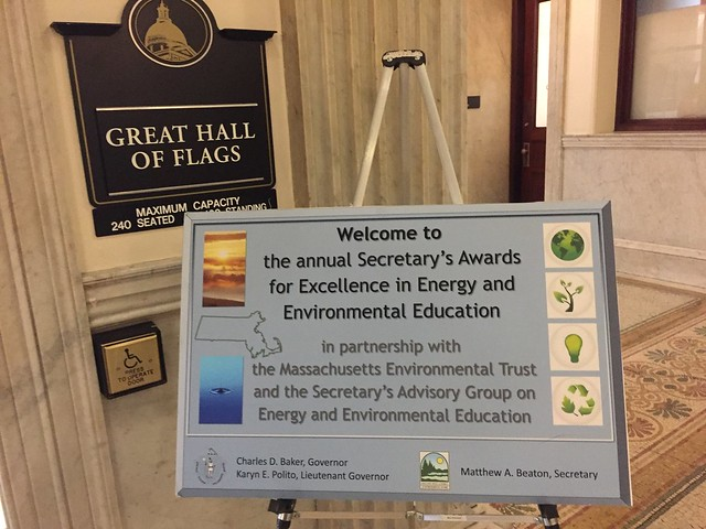 2017 Secretary's Awards for Excellent in Energy and Environmental Education