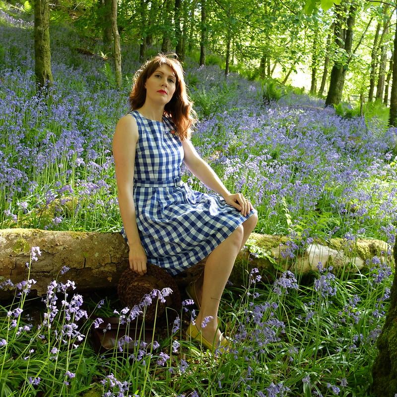 bluebell wood @porcelinasworld