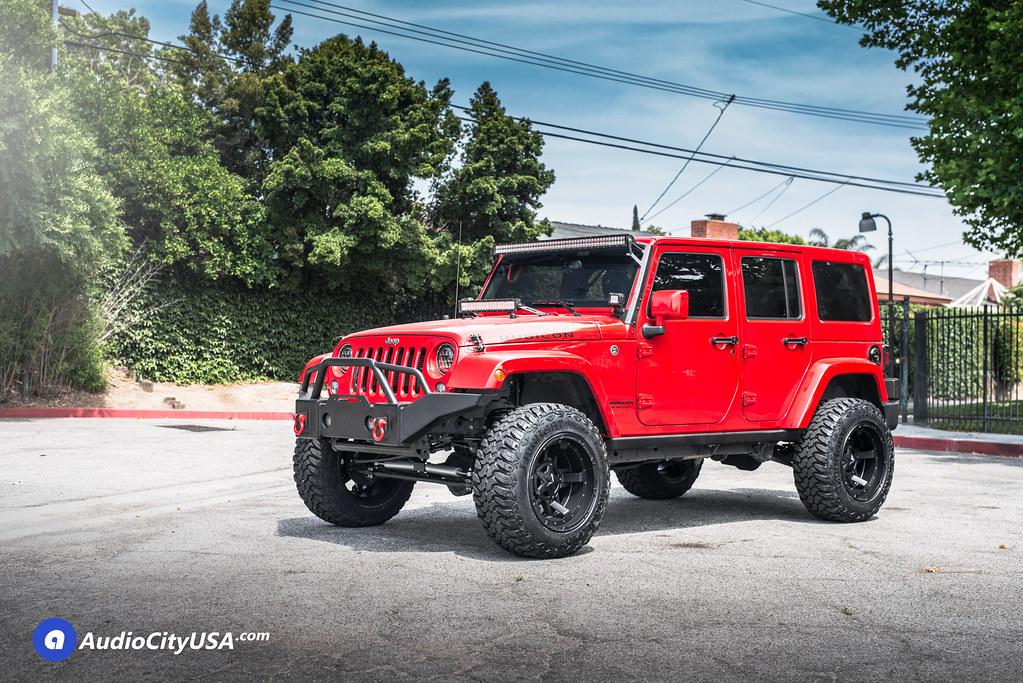 2016 Jeep Wrangler JK Rubicon