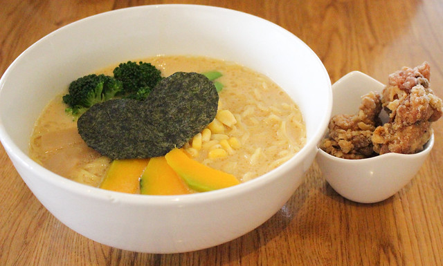 Restaurant Review: Kokoro Ramen on Victoria in Vancouver