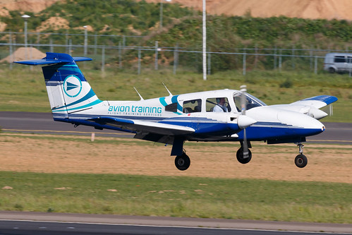 Piper PA-44 - Avion Group - PH-SAE | by Kelvin Jahae