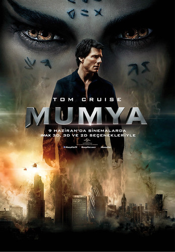 Mumya - The Mummy (2017)