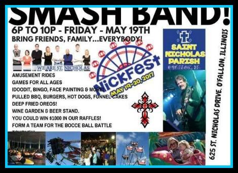 Smash Band 5-19-17