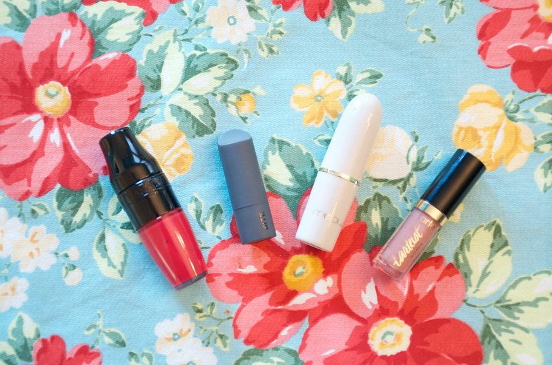 My Top 4 Go To Lip Products for Spring and Summer