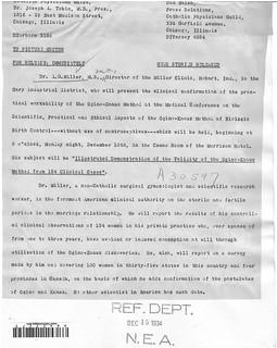 2017-5-18. Dr. A.G. Miller 1934 verso