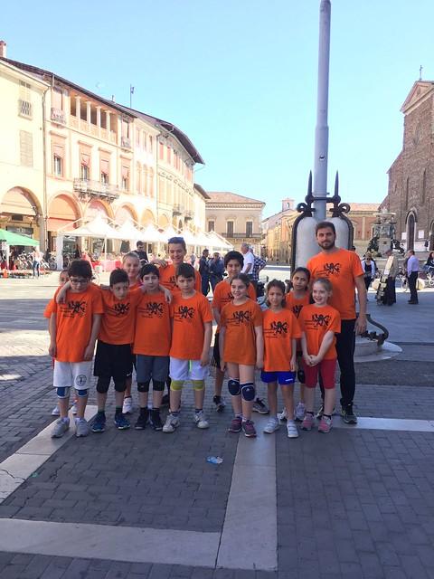 Torneo Minivolley - Faenza 14-5-2017
