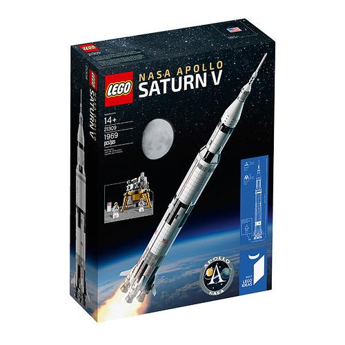 LEGO Ideas 21309 A