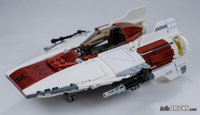 LEGO 75175 Star Wars A-Wing Starfighter