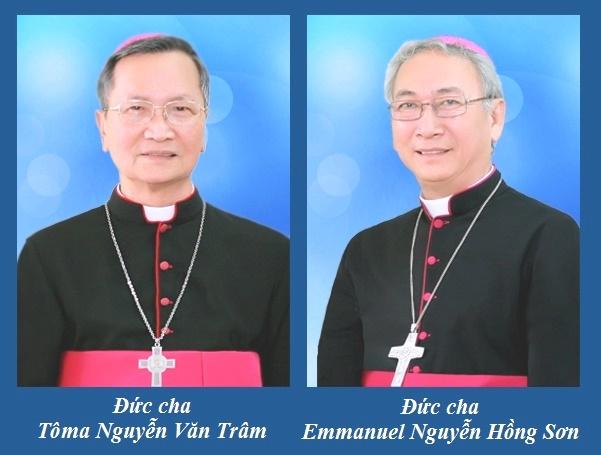 Tân Giám Mục Giáo Phận Bà Rịa: Đức Cha Emmanuel Nguyễn Hồng Sơn