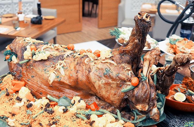 Ramadan Festive season buffet at Doubletree Hotel JB