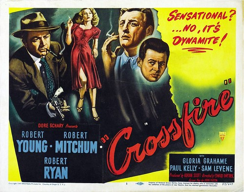 Crossfire - Poster 3