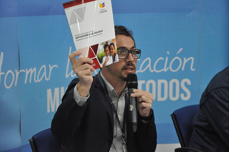 Presentación del estudio: Una mirada en profundidad al acoso escolar en el Ecuador. Violencia entre pares en el sistema educativo