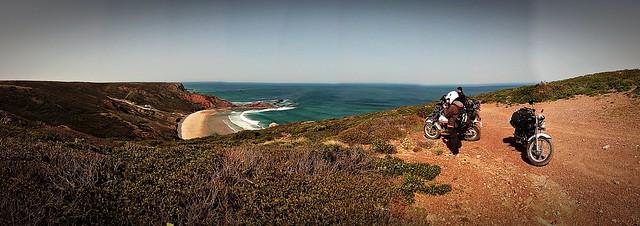 Costa Vicentina (Praia da Ponta Ruiva)