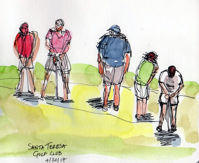 Santa Teresa Golf Club 1