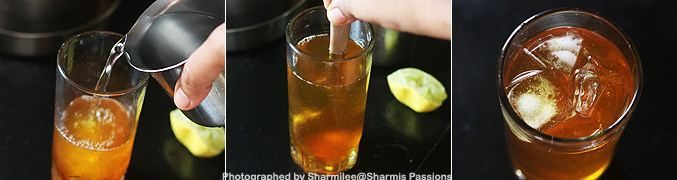 How to make Nannari lemon sarbath recipe - Step3