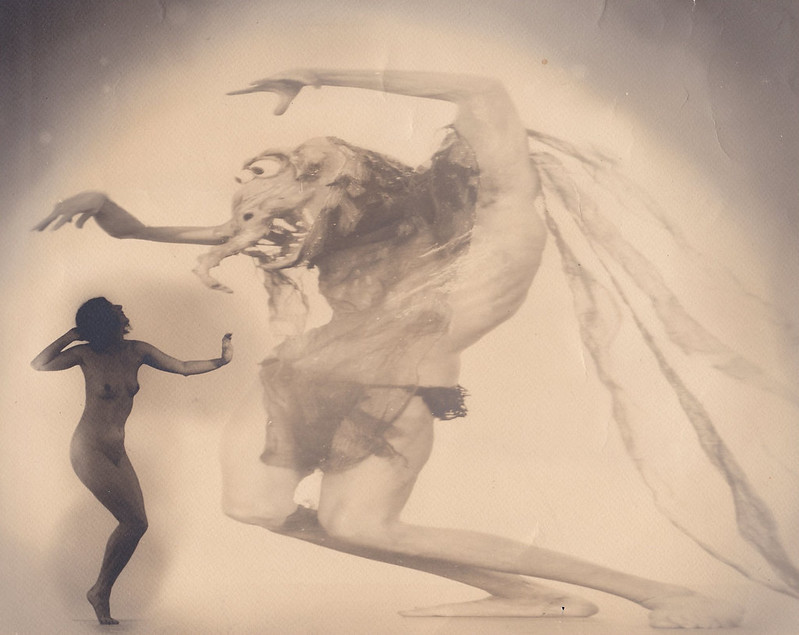 William Mortensen - The Incubus, 1924 - 26