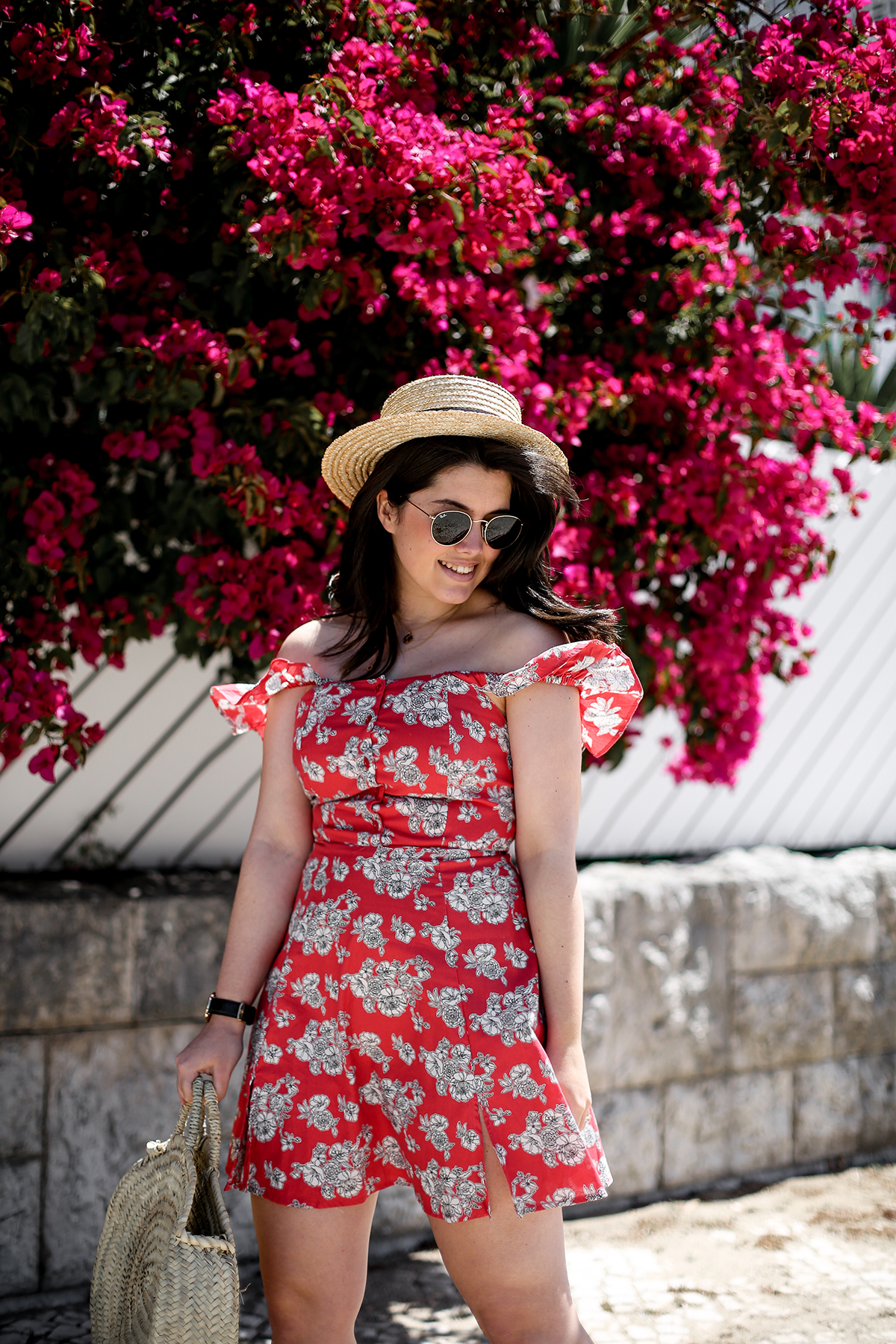 golden-goose-deluxe-brand-red-dress-asos-costa-caparica-spring-summer-myblueberrynightsblog5