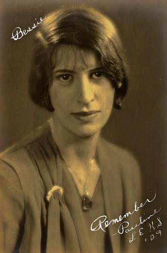 Pauline Petkewich