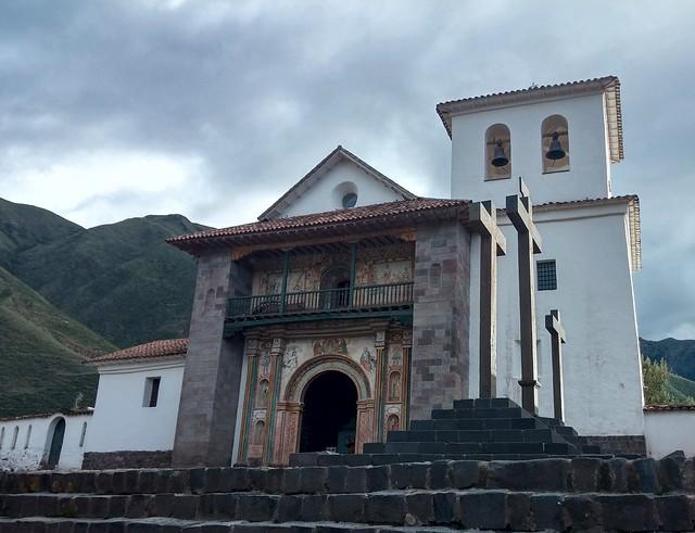 Iglesia de San Pedro, Andahuaylillas, Perú