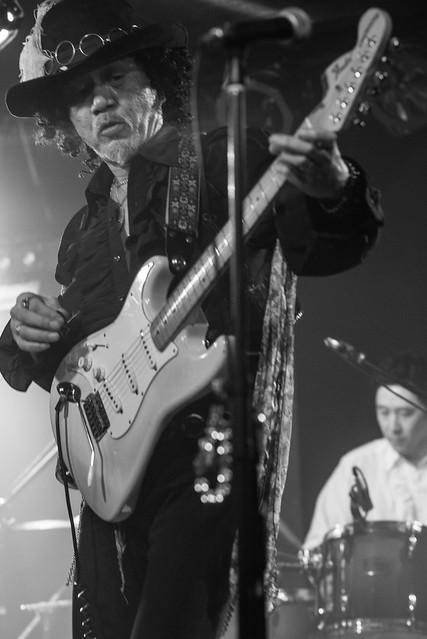 JIMISEN live at 獅子王, Tokyo. 05 May 2017 -00136