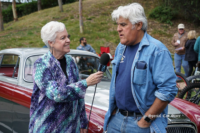 Peninsula Seniors Out and About with Jay Leno