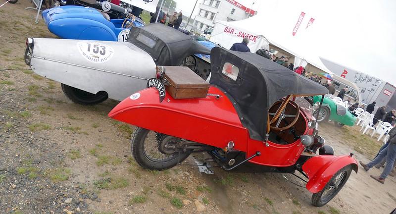 Darmont Morgan rouge - Vintage Revival Linas Montlhéry 07 Mai 2017 34410540221_4bbab4418b_c