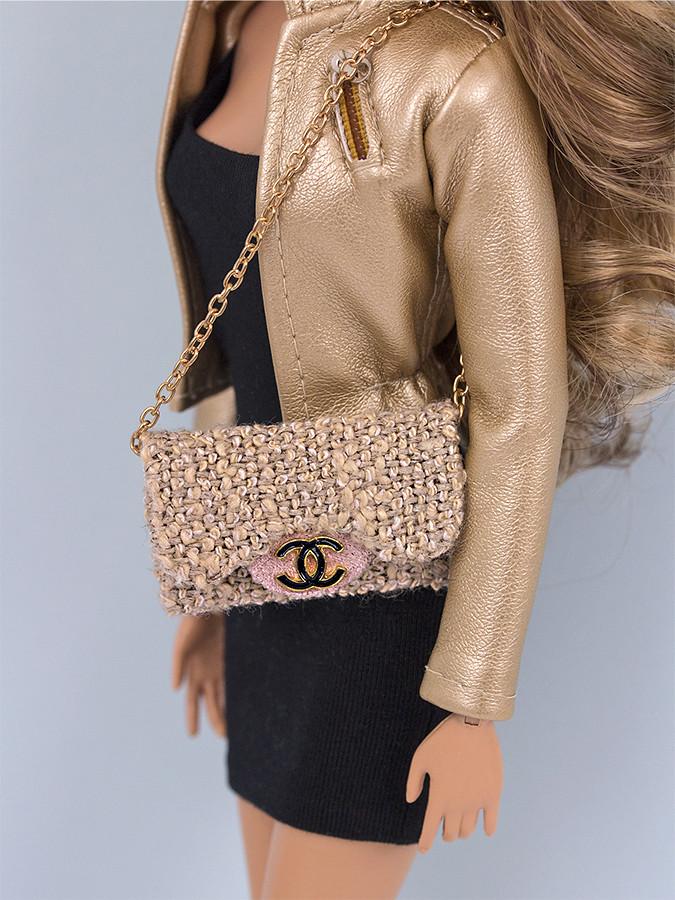 Chanel handbag Barbie