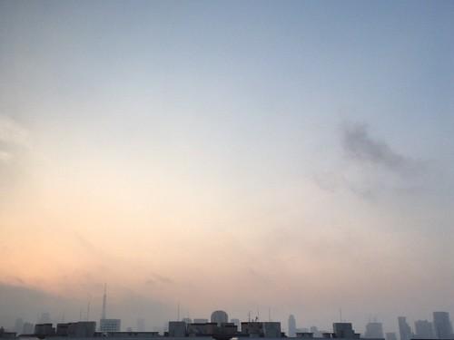 空と雲 2017.5.12